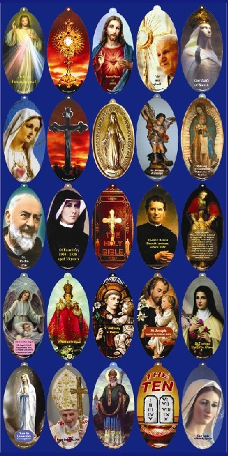 Faith Fresheners Christian/Catholic Gifts